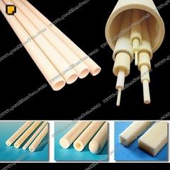 Alumina (Al2O3) Ceramic Tubes