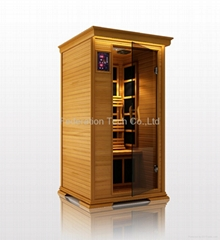 Infrared sauna room Deluxe 1