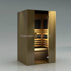 New infrared Sauna Room VFG2020HCB