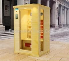 Infrared Sauna Room L202-HCE