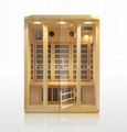 Infrared sauna room FG302HCB