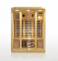 Infrared sauna room FG302HCB