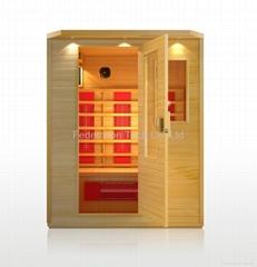 Infrared Sauna Room D305-HCE