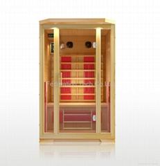 Far infrared sauna room FG202-HCE