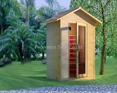 Outdoor Infrared Room Sauna  H201