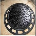 EN124 manhole cover