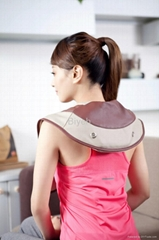 neck and shoulder tapping massage belt