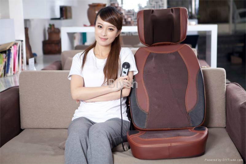 shiatsu massage cushion for back and neck 1