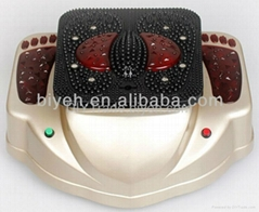vibrating infrared heating foot massager