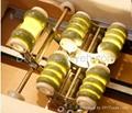 ceragem therapy jade roller massage bed with back lifting 2