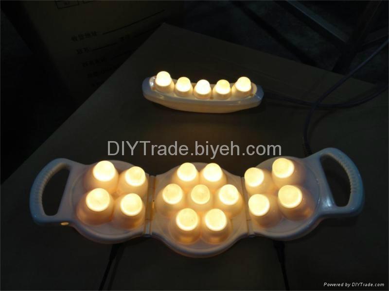 ceragem therapy jade roller massage bed with back lifting 4