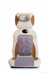 heating neck and back massage cushion