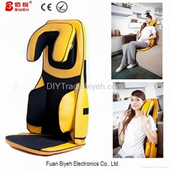 air press back massage cushion