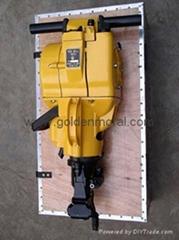 Combustion Rock Drill Type  YN 27C