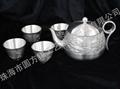 蘭亭修禊圖 茶具套裝