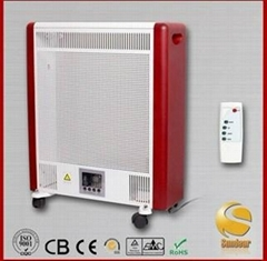 freestanding convection heater