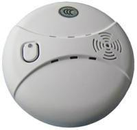 消防认证JTY-GD-H361独立式光电感烟火灾烟雾报警器