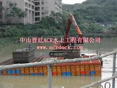 水上施工平台