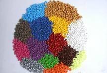 細顆粒粉狀塑膠顏料