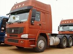 CHINA SINOTRUK HOWO 6X4 TRACTOR TRUCK  336HP Euro II