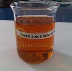 frozen clarified apple juice concentrate
