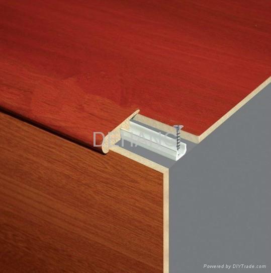 Laminate Mdf Flooring Stair Edge Trim Stair Noseing Dehang