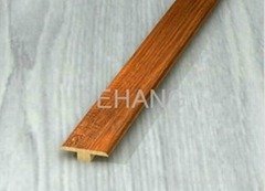 MDF Chinese wood t moulding for laminate flooring