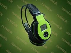 Insert SD/TF Memory card Wireless Headphone headset MJ-168