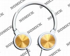 DJ studio Music headphone headset earphone handfree for MP3 MP4 iPhone Mob