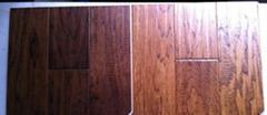 American Hickory hand scraped Engineered wood flooring