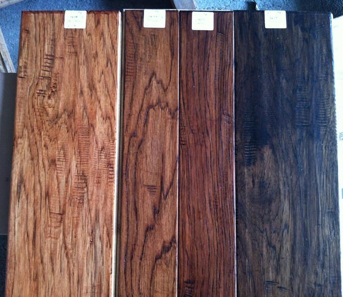 Hand Sed Hardwood Flooring Hickory Telstra Us