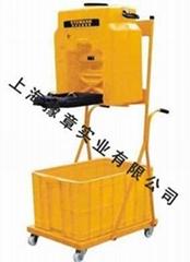 豫章YZBX11大容量手推車洗眼器