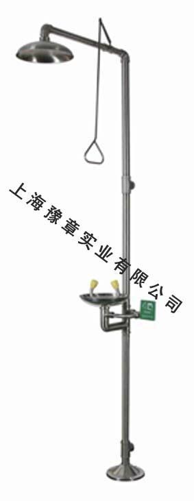 豫章YZF11復合式緊急沖淋洗眼器 1