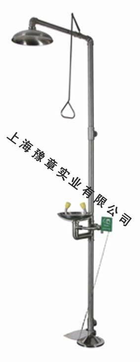 豫章YZF21復合式緊急沖淋洗眼器 1