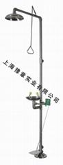 豫章YZF21復合式緊急沖淋洗眼器