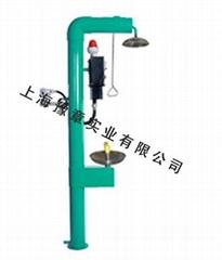 豫章YZF83復合式電伴熱洗眼器