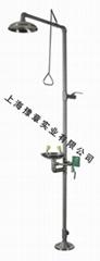 豫章YZF41防凍緊急沖淋洗眼器