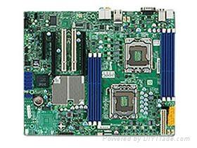 Supermicro超微X8DAL-I主板 1
