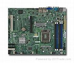 Supermicro超微X9SCI-LN4服務器主板