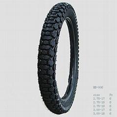 Premium quality motorcycle tyre 2.75-17