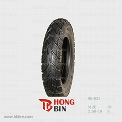 Professional manufacturer of motorcycle tyre 3.50-10