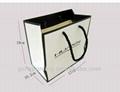 Small UV logo wacth bags printing