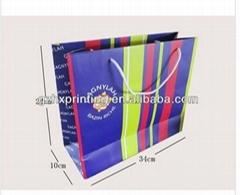 full color printing bag paper bag