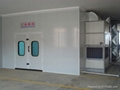 LY-60 Dust-free Furniture Spray-baking Booth with Full Pressure 2