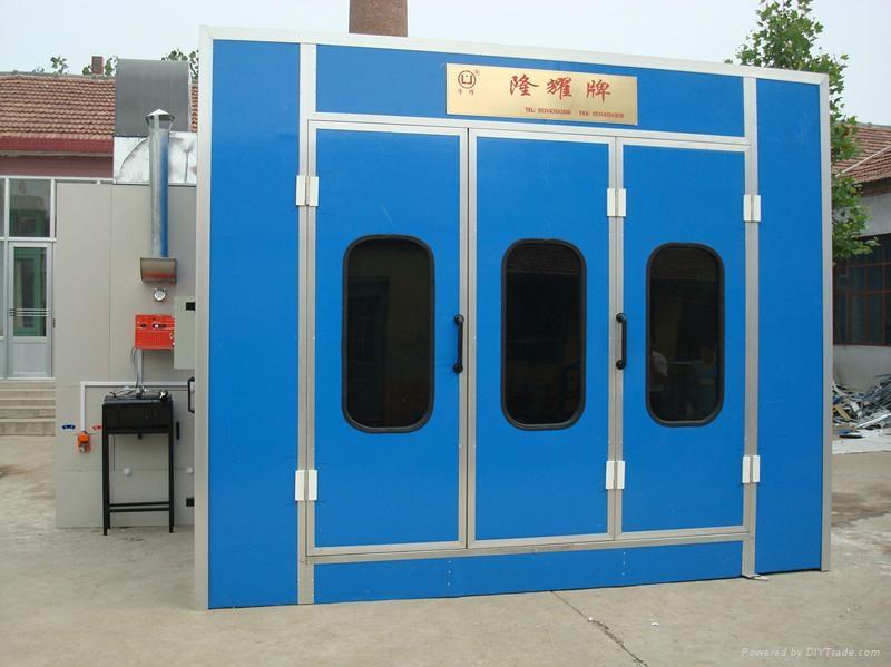 LY-8100 Car Spray Booth 1
