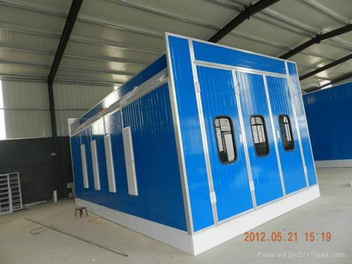 LY-8300 Car Spray Booth 1