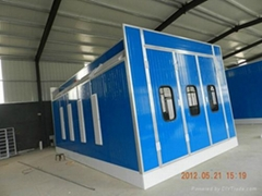 LY-8300 Car Spray Booth