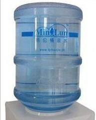 明倫礦物質水