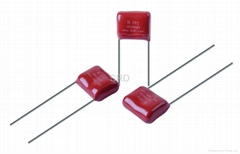 CBB81 - Film-foil Metallized Polypropylene Film Capacitors