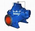 THS卧式单级双吸离心泵